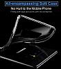 Baseus Simple Samsung Galaxy Note 8 Siyah Silikon Kılıf - Resim 3