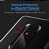 Baseus Simple Samsung Galaxy Note 8 Siyah Silikon Kılıf - Resim 4
