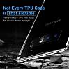 Baseus Simple Samsung Galaxy Note 8 Siyah Silikon Kılıf - Resim 7