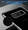 Baseus Simple Samsung Galaxy Note 8 Siyah Silikon Kılıf - Resim 2