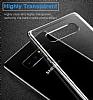 Baseus Simple Samsung Galaxy Note 8 Siyah Silikon Kılıf - Resim 8