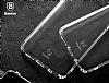 Baseus Simple Samsung Galaxy S8 Plus Şeffaf Silikon Kılıf - Resim 7