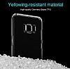 Baseus Simple Samsung Galaxy S8 Plus Şeffaf Silikon Kılıf - Resim 1