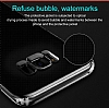 Baseus Simple Samsung Galaxy S8 Plus Şeffaf Silikon Kılıf - Resim 6