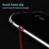 Baseus Simple Samsung Galaxy S8 Plus Şeffaf Silikon Kılıf - Resim 4