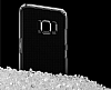 Baseus Simple Samsung Galaxy S8 Şeffaf Silikon Kılıf - Resim 2