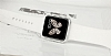 Baseus Simple Series Apple Watch / Watch 2 Şeffaf Silikon Kılıf (42 mm) - Resim: 4