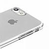 Baseus Simple Series iPhone 7 / 8 Şeffaf Silikon Kılıf - Resim 3
