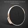 Baseus Small Ears Flat Type Manyetik Universal Gold Araç Tutucu - Resim 7