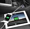 Baseus Smart Serisi Dijital Göstergeli Araç Şarj Aleti - Resim 10