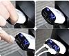 Baseus Smart Serisi Dijital Göstergeli Araç Şarj Aleti - Resim 8