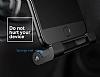 Baseus Telefon ve Tablet Beyaz Araç Koltuk Arkası Tutucu - Resim 2