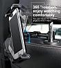 Baseus Telefon ve Tablet Siyah Araç Koltuk Arkası Tutucu - Resim 4