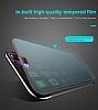 Baseus Touchable iPhone X İnce Kapaklı Siyah Kılıf - Resim 3