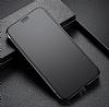 Baseus Touchable iPhone X İnce Kapaklı Siyah Kılıf - Resim 6