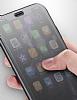 Baseus Touchable iPhone X İnce Kapaklı Siyah Kılıf - Resim 4