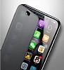 Baseus Touchable iPhone X İnce Kapaklı Siyah Kılıf - Resim 2