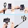 Baseus Universal Aynalı Bluetooth Tuşlu Selfie Çubuğu - Resim 12