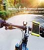 Baseus Universal Siyah Bisiklet Tutucu - Resim 6