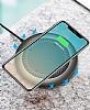 Baseus Whirlwind Silver Kablosuz Şarj Cihazı - Resim 5