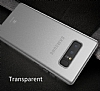 Baseus Wing Samsung Galaxy Note 8 Ultra İnce Şeffaf Rubber Kılıf - Resim 8