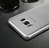 Baseus Wing Samsung Galaxy S8 Plus Ultra İnce Şeffaf Rubber Kılıf - Resim 4