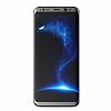 Baseus Wing Samsung Galaxy S8 Plus Ultra İnce Şeffaf Siyah Rubber Kılıf - Resim 5