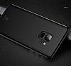 Baseus Wing Samsung Galaxy S9 Plus Ultra İnce Şeffaf Beyaz Rubber Kılıf - Resim 6