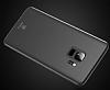 Baseus Wing Samsung Galaxy S9 Plus Ultra İnce Şeffaf Beyaz Rubber Kılıf - Resim 3