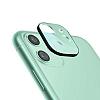 Benks iPhone 11 Yeşil Kamera Lensi Koruyucu