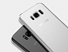 Blic Samsung Galaxy S8 Ultra İnce Şeffaf Kılıf - Resim 5