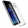 Blic Samsung Galaxy S8 Ultra İnce Şeffaf Kılıf - Resim 1