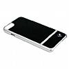BMW iPhone 7 / 8 Siyah Rubber Kılıf - Resim 1