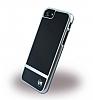 BMW iPhone 7 / 8 Siyah Rubber Kılıf - Resim 2