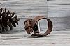 Bouletta Apple Watch Gerçek Deri Çift Tur Kordon G6 (42 mm) - Resim 2