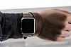 Bouletta Apple Watch Gerçek Deri Çift Tur Kordon G6 (42 mm) - Resim 6