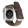 Bouletta Apple Watch Gerçek Deri Kordon G18 (42 mm) - Resim 3