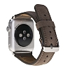 Bouletta Apple Watch Gerçek Deri Kordon G18 (38 mm) - Resim 3