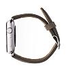 Bouletta Apple Watch Gerçek Deri Kordon G18 (38 mm) - Resim 1