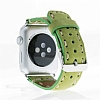 Bouletta Apple Watch / Watch 2 Gerçek Deri Kordon G16 (38 mm) - Resim 1