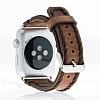 Bouletta Apple Watch Gerçek Deri Kordon G2 (38 mm) - Resim 1
