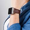 Bouletta Apple Watch Gerçek Deri Kordon G2 (42 mm) - Resim 3