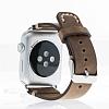 Bouletta Apple Watch / Watch 2 Gerçek Deri Kordon G6 (38 mm) - Resim 1