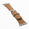 Bouletta Apple Watch Gerçek Deri Kordon G8 (42 mm) - Resim 4