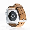 Bouletta Apple Watch Gerçek Deri Kordon G8 (42 mm) - Resim 2