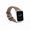 Bouletta Apple Watch Gerçek Deri Kordon G8 (42 mm) - Resim 1