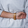 Bouletta Apple Watch Gerçek Deri Kordon G8 (42 mm) - Resim 5