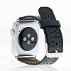 Bouletta Apple Watch Gerçek Deri Kordon RST1 (38 mm) - Resim 1