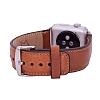 Bouletta Apple Watch Gerçek Deri Kordon RST2 (38 mm) - Resim 1