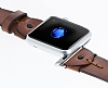Bouletta Apple Watch / Watch 2 Gerçek Deri Kordon RST2EF (38 mm) - Resim 1